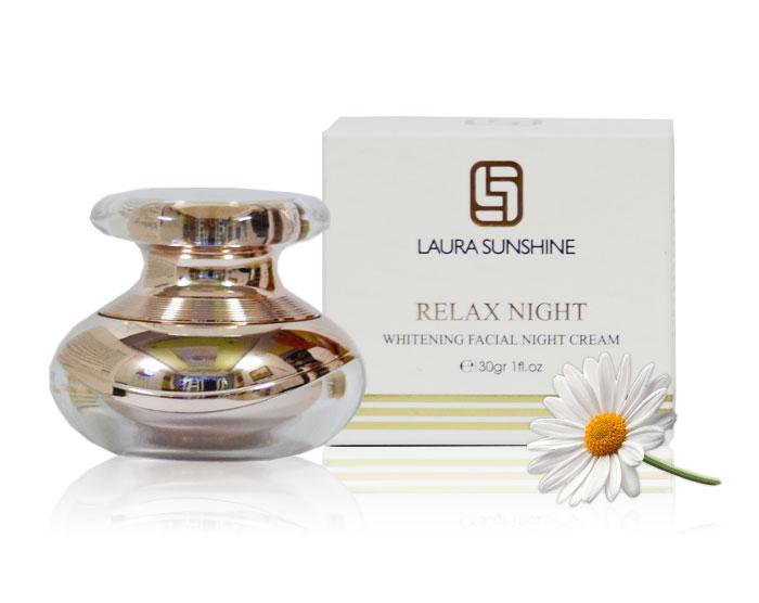 Relax Night - Whitening Facial Day Cream