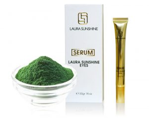 Laura Sunshine Serum Eyes